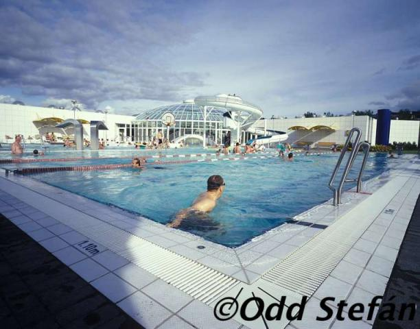 Swimming pools with slides north west type for Swimming pools with slides north west